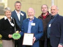 Jane Powell, Roger Budgeon and Derek Hunt