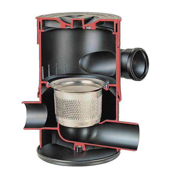 Wff100 Vortex Filter Rainharvesting Systems