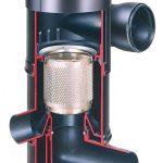 VORTEX WFF150 Filter - Rainwater Harvesting filter