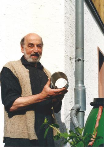 Wisy founder Norbert Winkler