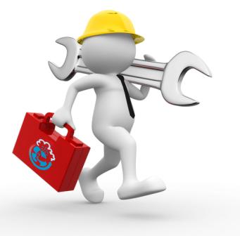 Maintenance Man Icon Rainharvesting Systems