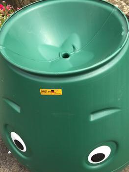 Rainwater Pear lid