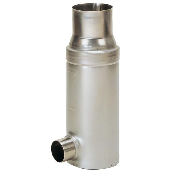 Wisy downpipe filter