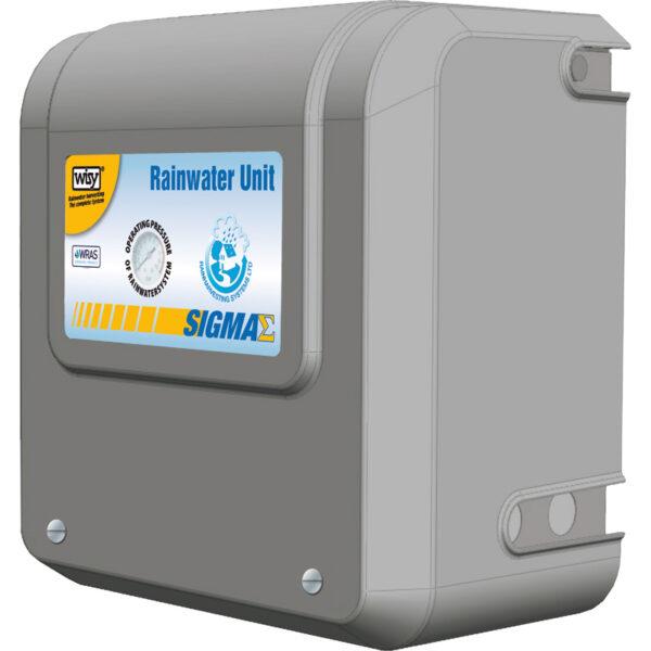 Sigma rainwater unit